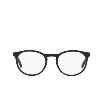 Dolce & Gabbana® Round Eyeglasses: DG3309 color Nero Texture Spigato 3298.