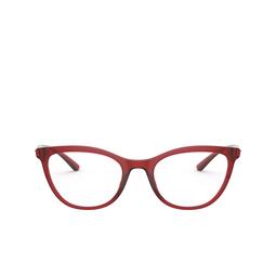 Dolce & Gabbana® Eyeglasses: DG3324 color Transparent Red 550.