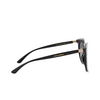 Dolce & Gabbana® Round Sunglasses: DG4371 color Top Crystal On Black 53838G - product thumbnail 3/3.