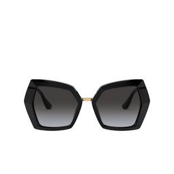 Dolce & Gabbana® Sunglasses: DG4377 color Black 501/8G.
