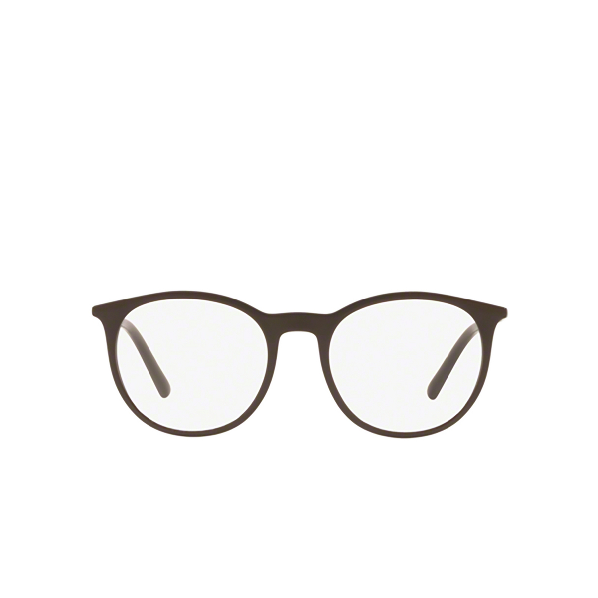 Dolce & Gabbana® Round Eyeglasses: DG5031 color 3042 - front view.