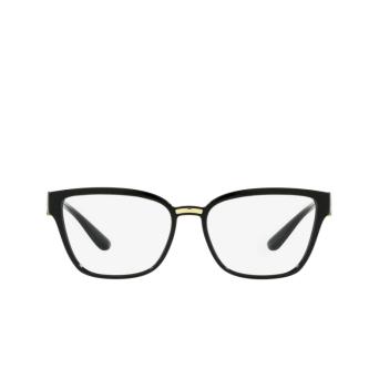 Dolce & Gabbana® Cat-eye Eyeglasses: DG5070 color Black 501.