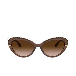 Dolce & Gabbana® Sunglasses: DG6133 color Transparent Brown 315913.