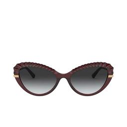 Dolce & Gabbana® Sunglasses: DG6133 color Transparent Red 550/8G.