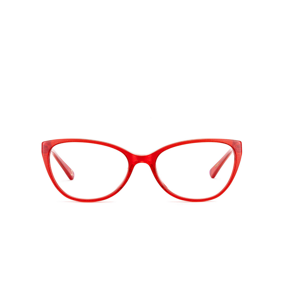 Etnia Barcelona® Butterfly Eyeglasses: Baton Rouge color Rdfu - front view.