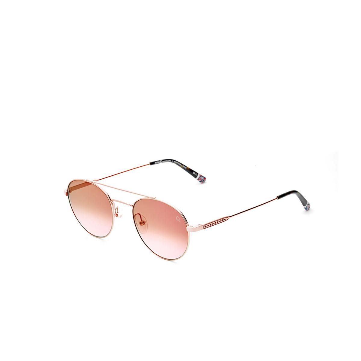 Etnia Barcelona® Round Sunglasses: Born Sun color Pkrd.