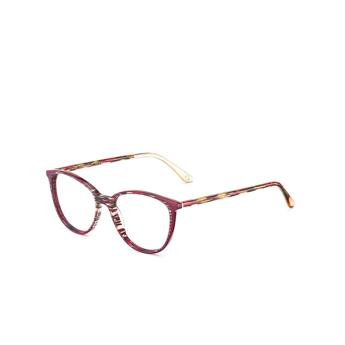 Etnia Barcelona® Butterfly Eyeglasses: Marie color Fubx - three-quarters view.