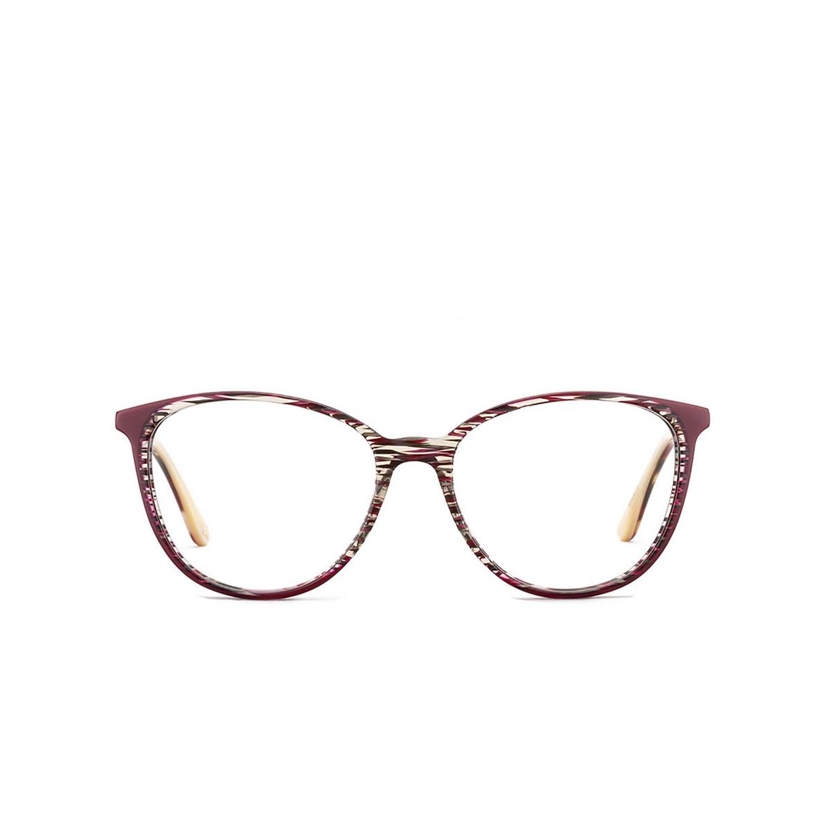 Etnia Barcelona® Butterfly Eyeglasses: Marie color Fubx - front view.