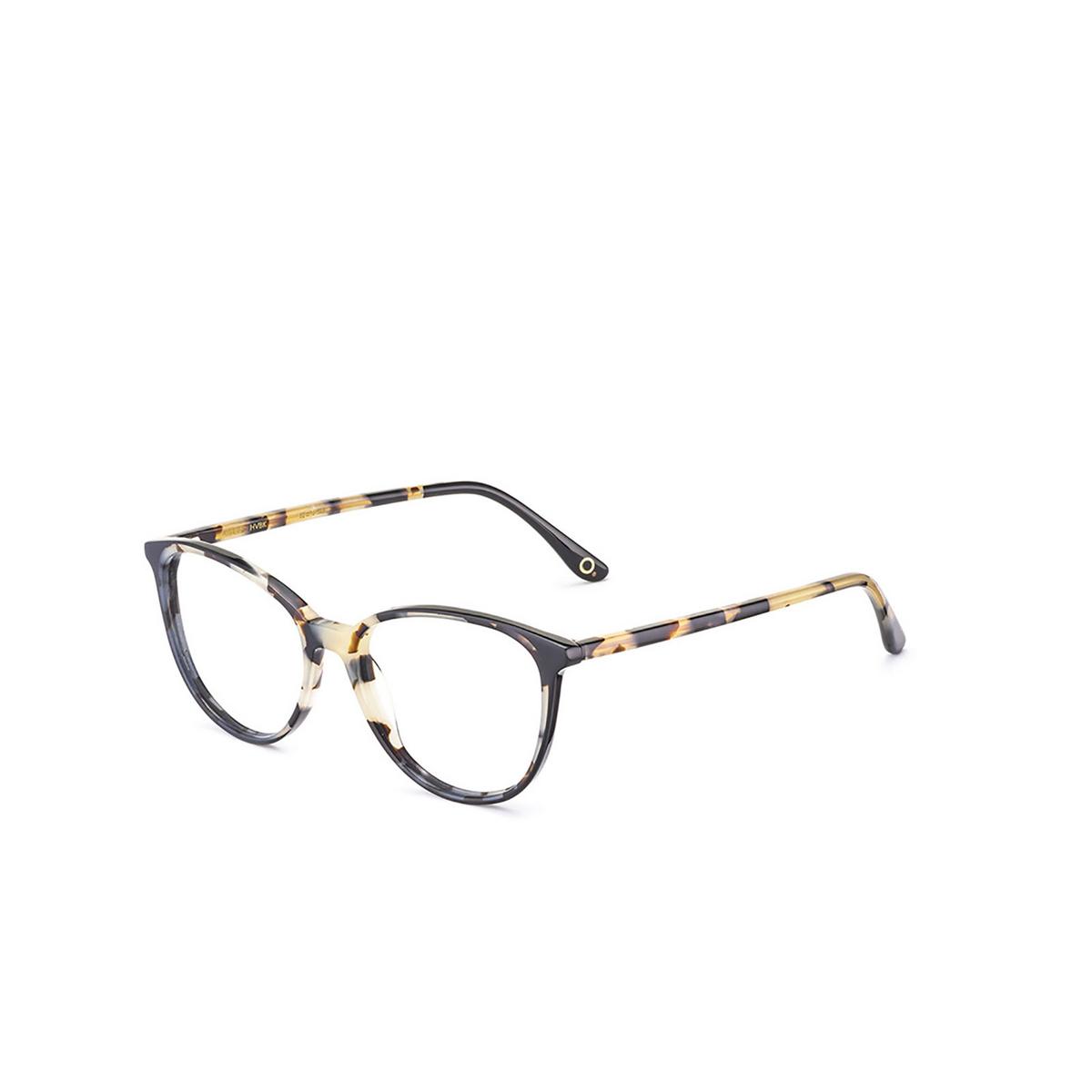 Etnia Barcelona® Butterfly Eyeglasses: Marie color Hvbk - three-quarters view.