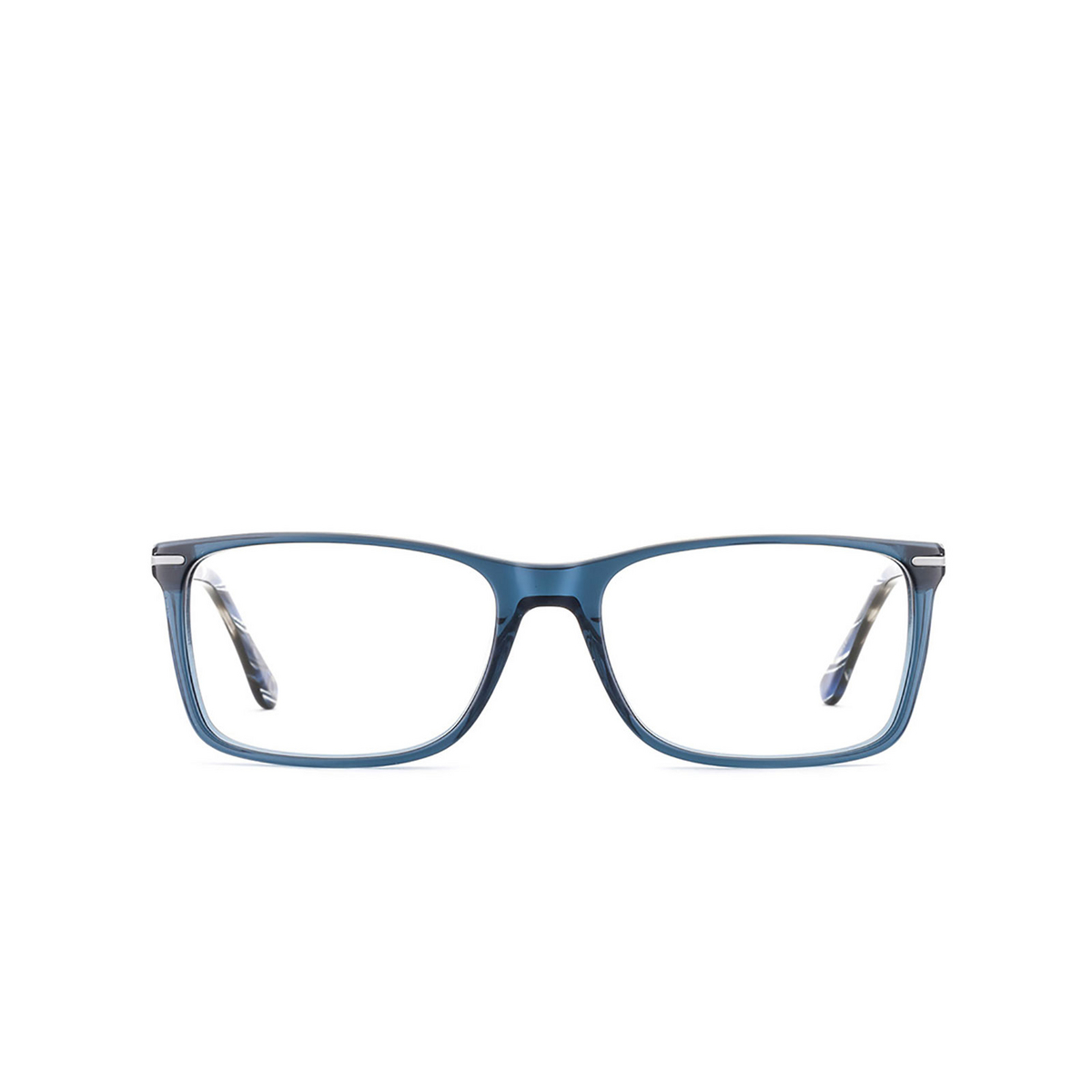 Etnia Barcelona® Rectangle Eyeglasses: Missisipi color Blgy - front view.