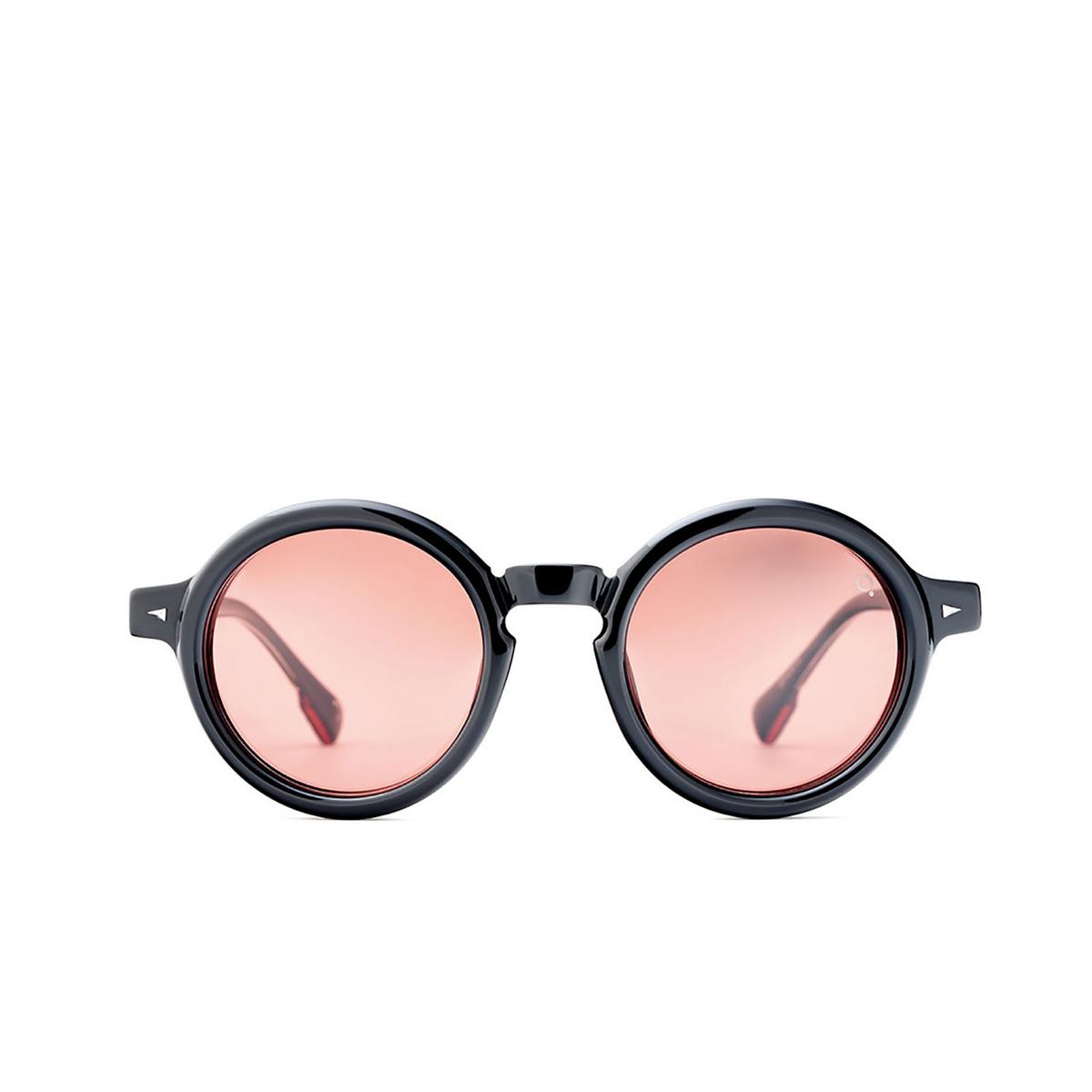 Etnia Barcelona® Round Sunglasses: Omotesando color Bk.