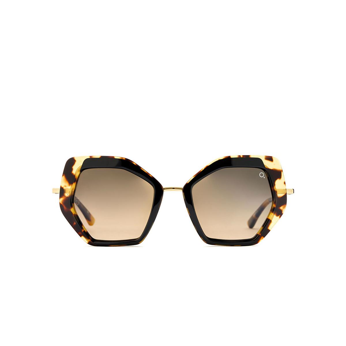 Etnia Barcelona® Irregular Sunglasses: Sahara color Hvbk.