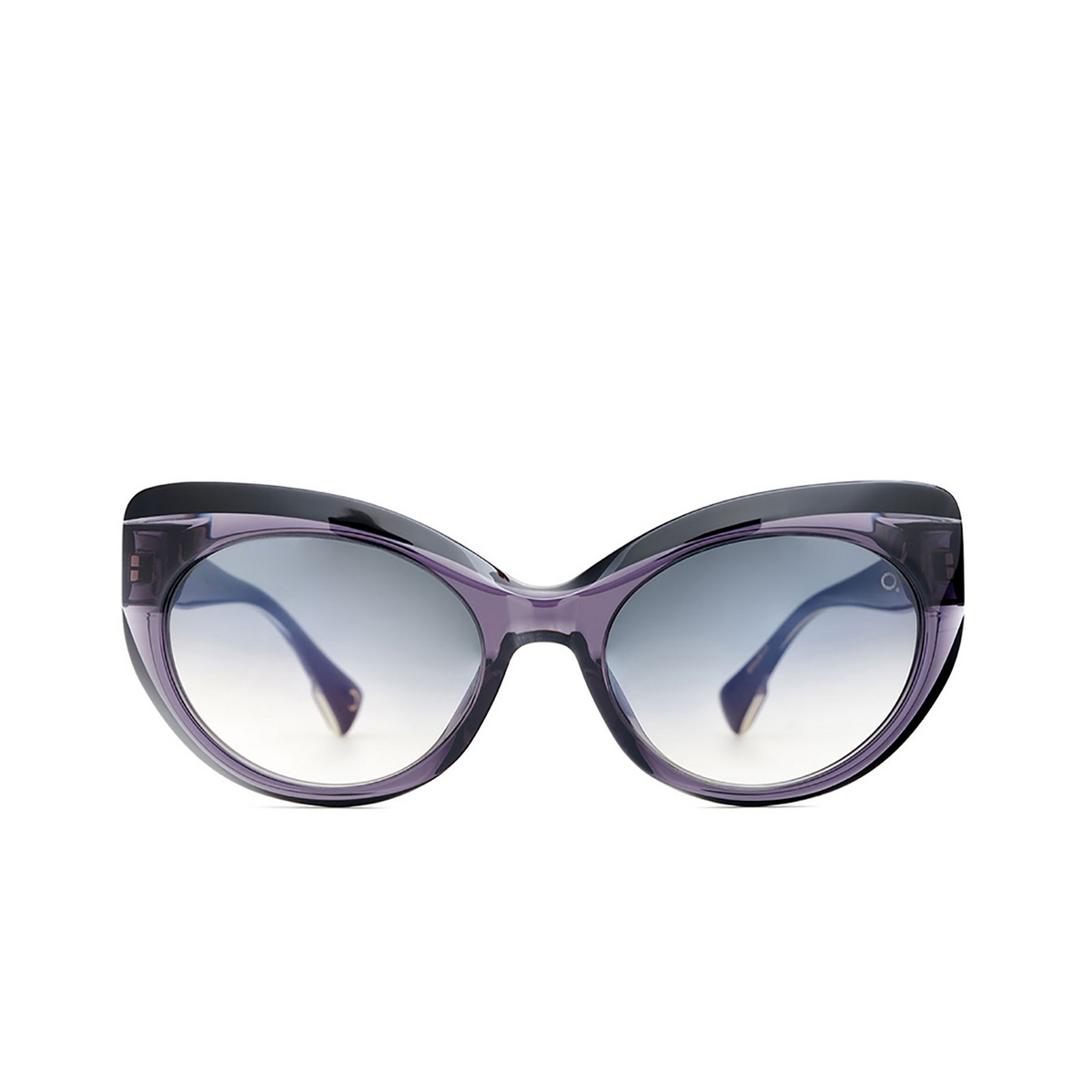 Etnia Barcelona® Butterfly Sunglasses: Saint Honore color Bk.