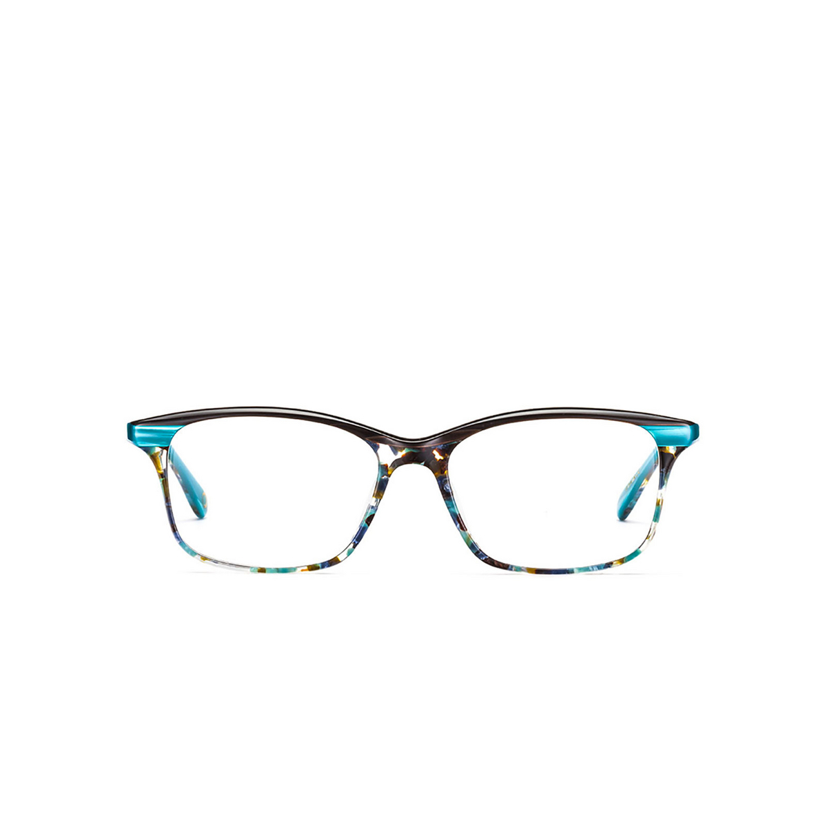 Etnia Barcelona® Square Eyeglasses: Vicenza color Tqbr - front view.