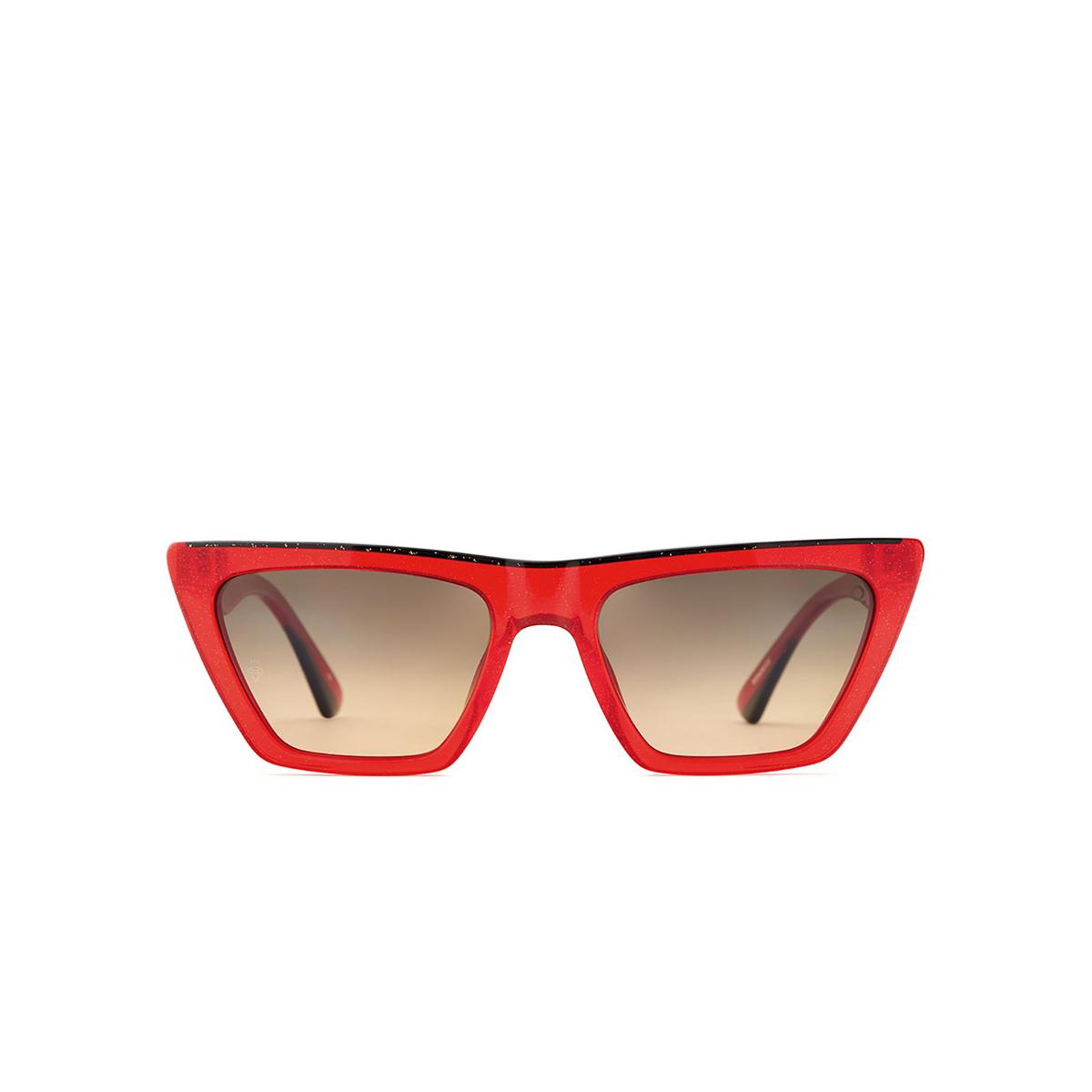 Etnia Barcelona® Square Sunglasses: Walo color Rdbk.