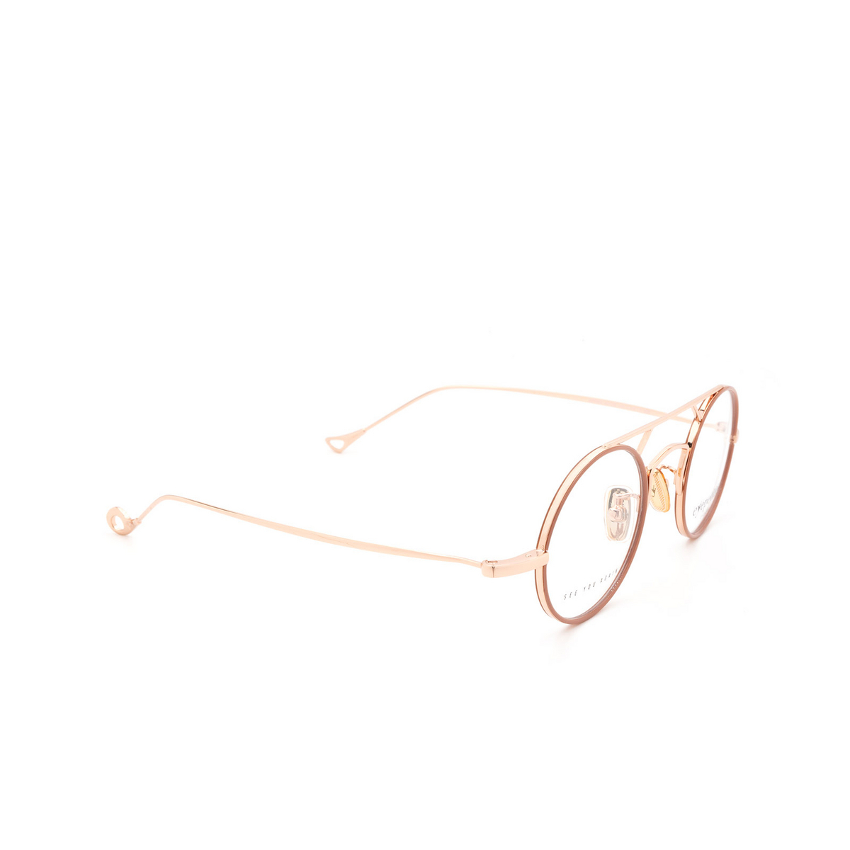 Eyepetizer® Round Eyeglasses: Adrien color Antique Rose C.9-E.
