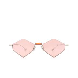 Eyepetizer® Sunglasses: Asakusa color Silver C.1-28F.