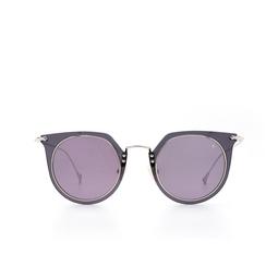 Eyepetizer® Sunglasses: Brigitte color Silver C. C 1-7.