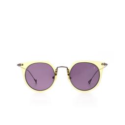 Eyepetizer® Sunglasses: Brigitte color Yellow C. J 3-7.