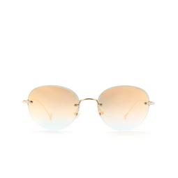 Eyepetizer® Sunglasses: Cary color Gold C 2-11C.