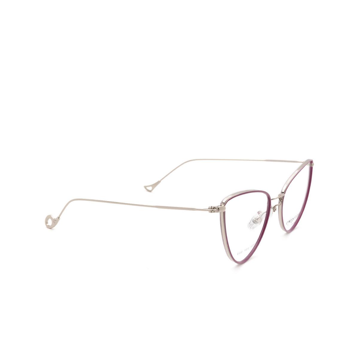 Eyepetizer® Cat-eye Eyeglasses: Cecile color Violet C.1-A.