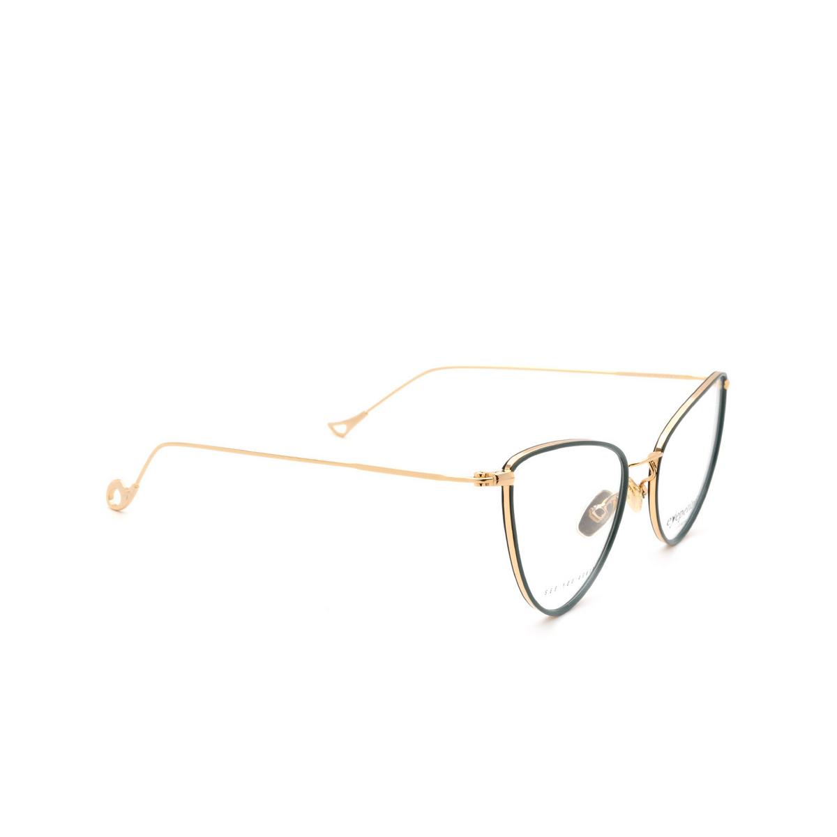 Eyepetizer® Cat-eye Eyeglasses: Cecile color Sage Green C.4-B.