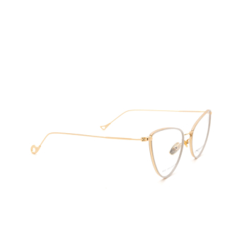 Eyepetizer® Cat-eye Eyeglasses: Cecile color White C.4-D.