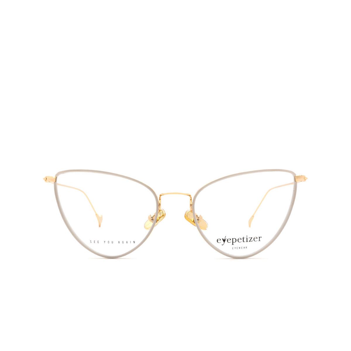 Eyepetizer® Cat-eye Eyeglasses: Cecile color White C.4-D.