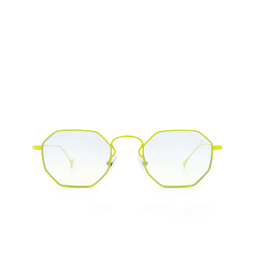Eyepetizer® Sunglasses: Claire color Lime Green C.12-23F.
