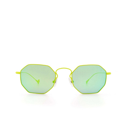 Eyepetizer® Sunglasses: Claire color Lime Green C.12-36.