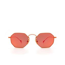 Eyepetizer® Sunglasses: Claire color Orange C.13-37.