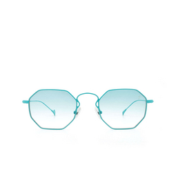 Eyepetizer® Sunglasses: Claire color Turquoise C.14-21.