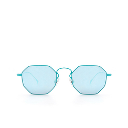 Eyepetizer® Sunglasses: Claire color Turquoise C.14-38.