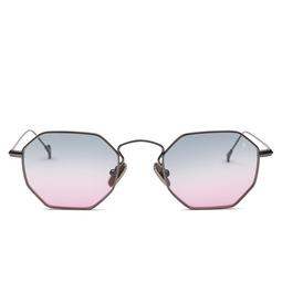 Eyepetizer® Sunglasses: Claire color Gunmetal C.3-20.