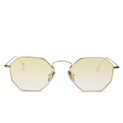 Eyepetizer® Sunglasses: Claire color Gold C.4-14F.