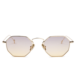 Eyepetizer® Sunglasses: Claire color Gold C.4-19.