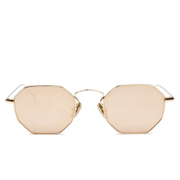 Eyepetizer® Sunglasses: Claire color Gold C.4-8C.
