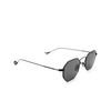 Eyepetizer® Irregular Sunglasses: Claire X Mia Burton color Black C.6-7 - product thumbnail 2/6.