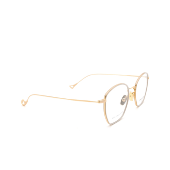 Eyepetizer® Irregular Eyeglasses: Colette color White C.4-D.