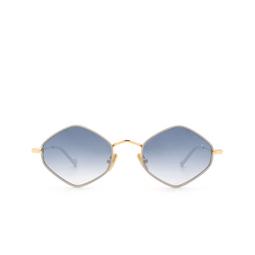 Eyepetizer® Sunglasses: Deux color Ice Grey C.4-D-S-26F.