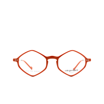 Eyepetizer® Irregular Eyeglasses: Douze color Orange C.1-K.