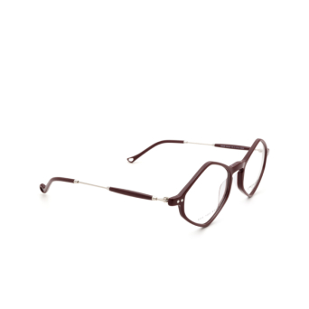 Eyepetizer® Irregular Eyeglasses: Douze color Bordeaux C.1-P.