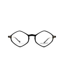 Eyepetizer® Eyeglasses: Douze color Black C.4-A.
