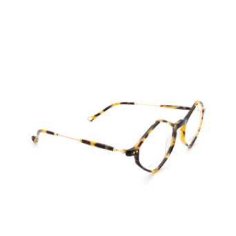 Eyepetizer® Irregular Eyeglasses: Douze color Havana C.4-F.