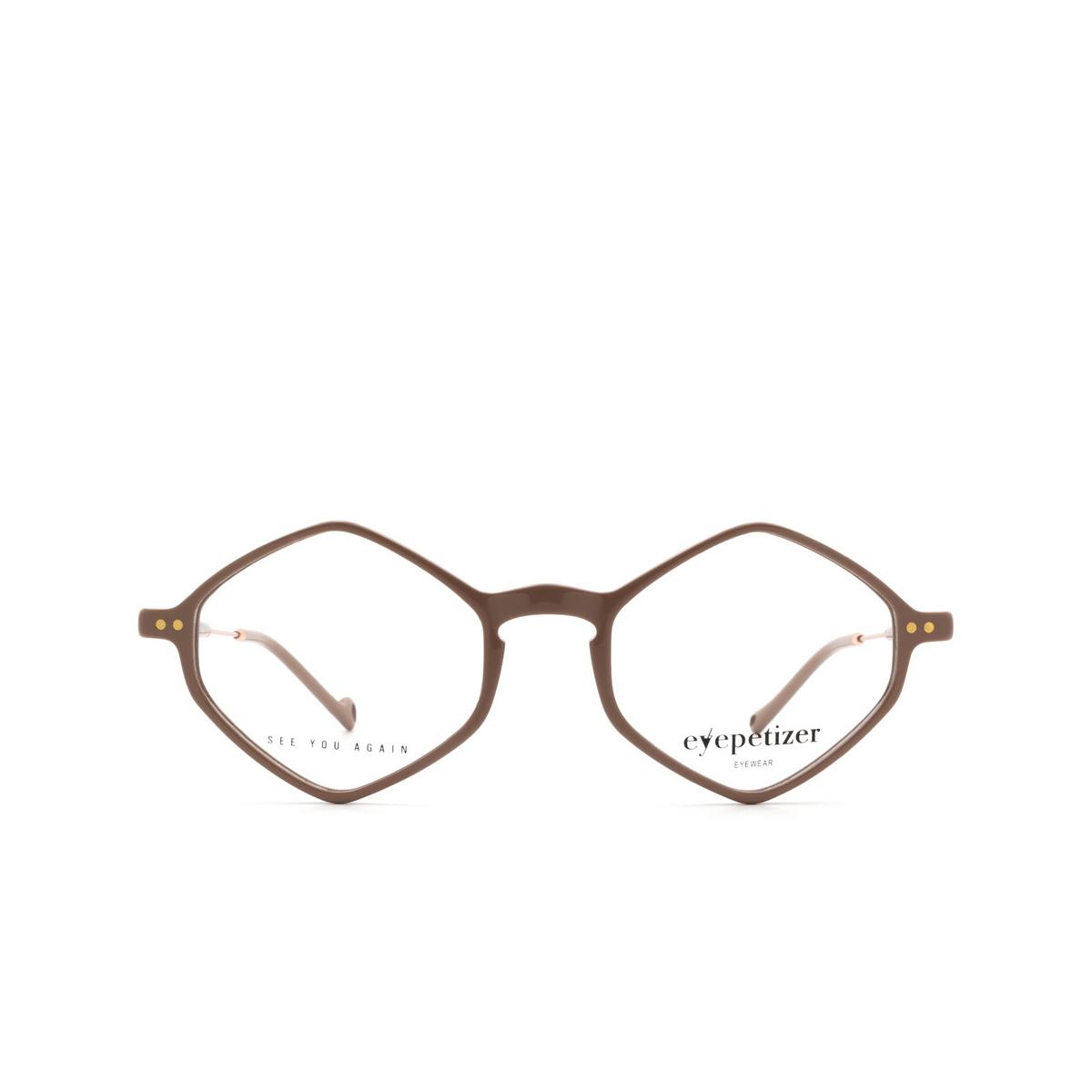 Eyepetizer® Irregular Eyeglasses: Douze color Beige C.9-E.