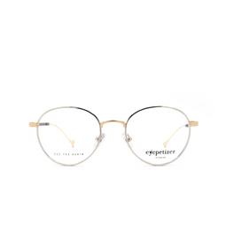 Eyepetizer® Eyeglasses: Ector Optical color Silver / Gold C 1/4A.