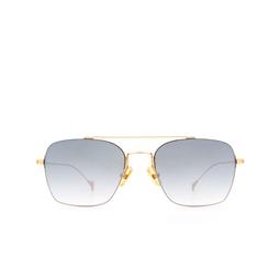 Eyepetizer® Sunglasses: Etienne color Matte Gold C.4-25F.