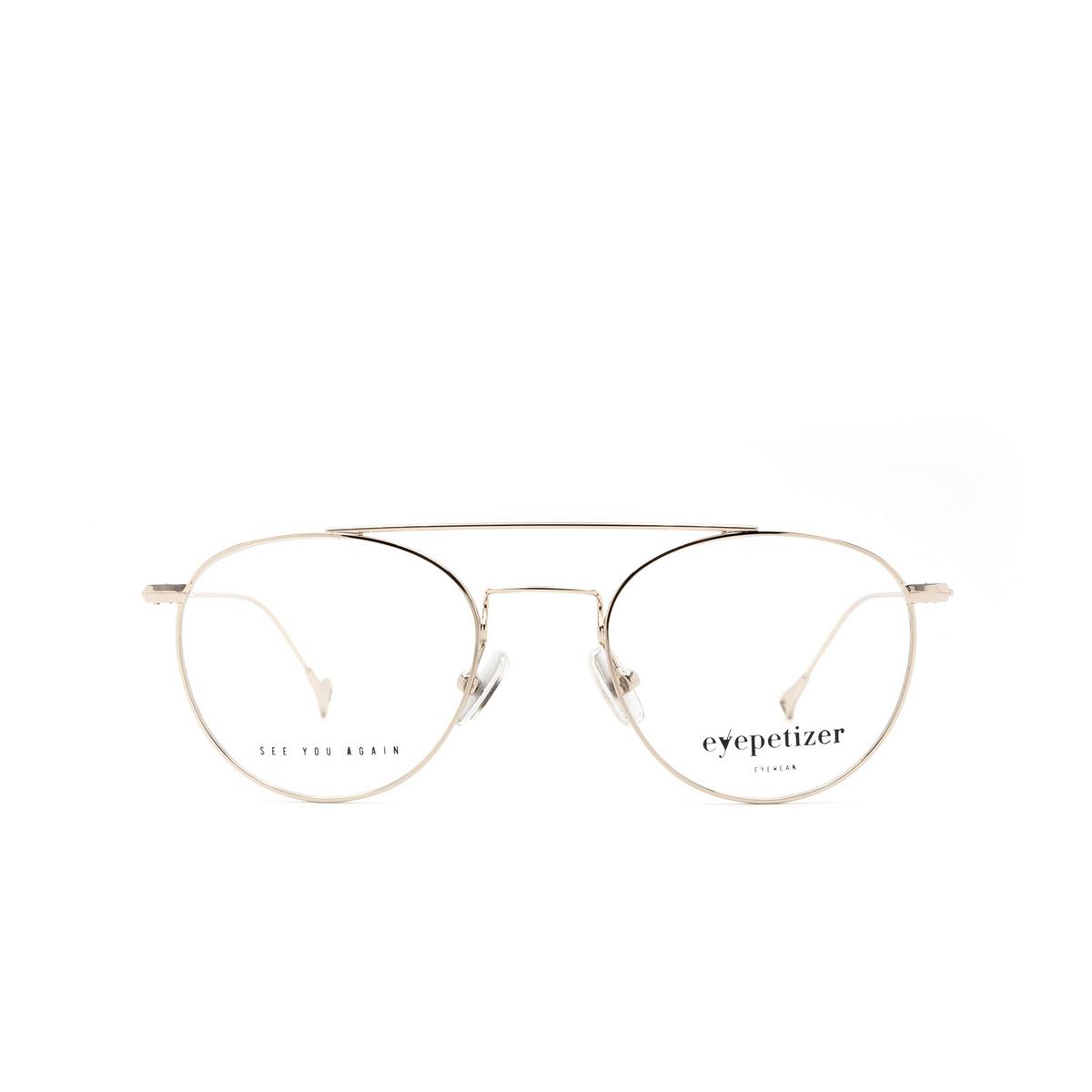 Eyepetizer® Aviator Eyeglasses: Georges color Gold C 2.