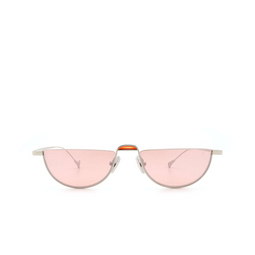 Eyepetizer® Sunglasses: Ginza color Silver C.1-28F.
