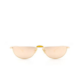 Eyepetizer® Sunglasses: Ginza color Gold C.4-8C.